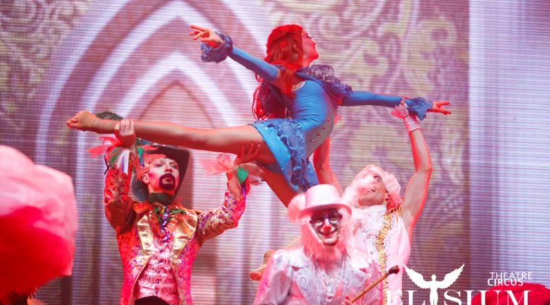 Alice in Wonderland: al Brancaccio debutta il tour europeo del Circus-Theatre Elysium