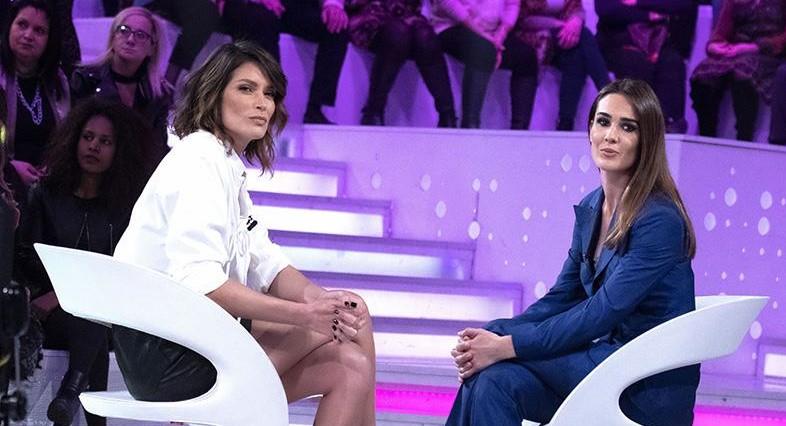 """Fernanda Lessa a Verissimo: """"Ho fatto uso di droga e alcool"""""""