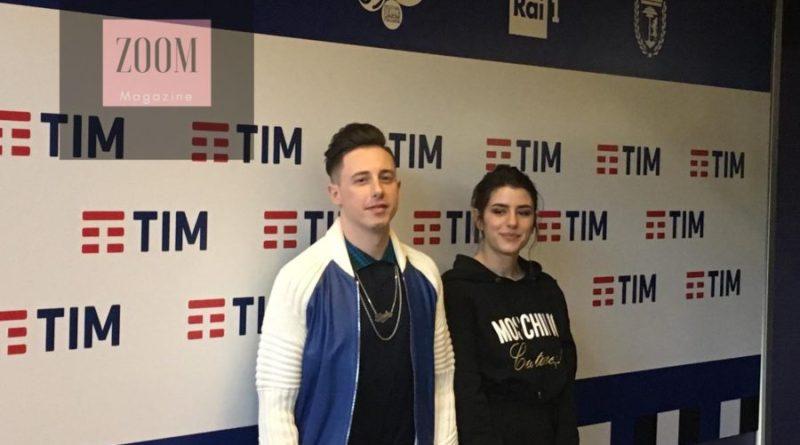 """Sanremo 2019, Federica Carta e Shade: """"Ci completiamo ma non siamo una cosa unica"""""""