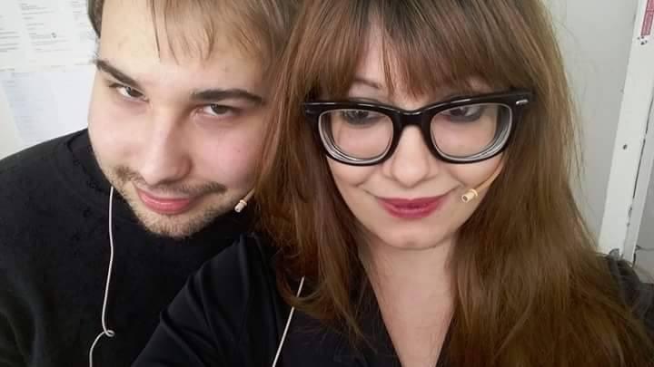 Giulia Segreti e Barone Mark Kheel: quando il web premia l'originalità