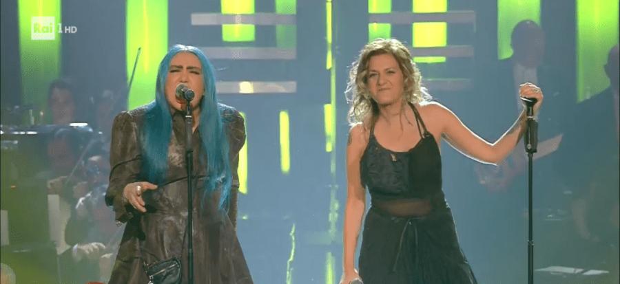 Sanremo 2019, duetto Loredana Bertè – Irene Grandi: pagella e testo