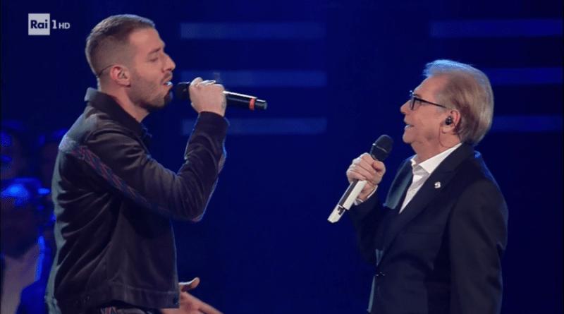 Sanremo 2019, duetto Nino D'Angelo e Livio Cori - Sottotono: pagella e testo