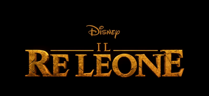 il re leone trailer