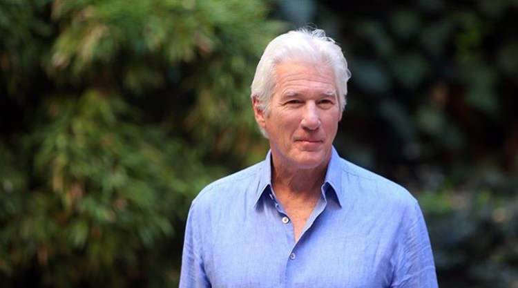 Maratea, Richard Gere in arrivo all'Hotel Santavenere?