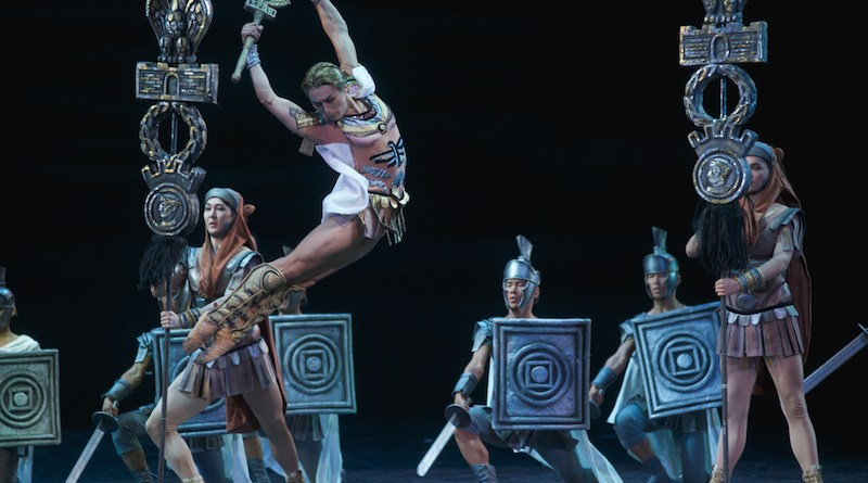Spartacus: pioggia di celebrity per la prima al Teatro dell'Opera di Roma