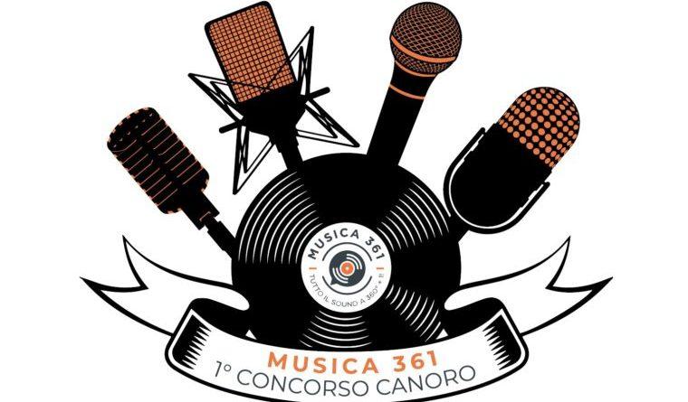 Al via MUSICA361... il concorso canoro che fa la differenza