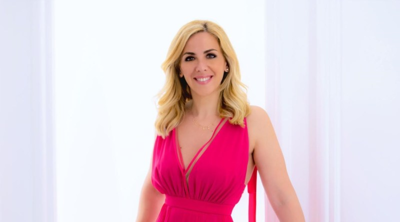 Lisa Marzoli personaggio televisivo di questa estate: premiata a Maratea