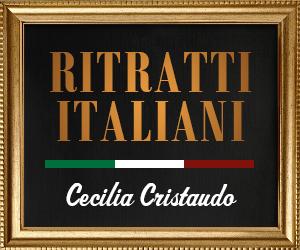 Ritratti italiani di Cecilia Cristaudo