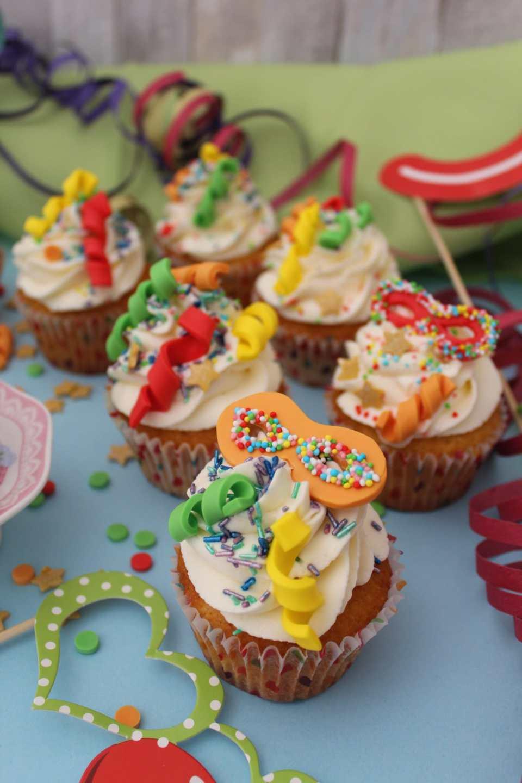 Cupcake con lemon curd