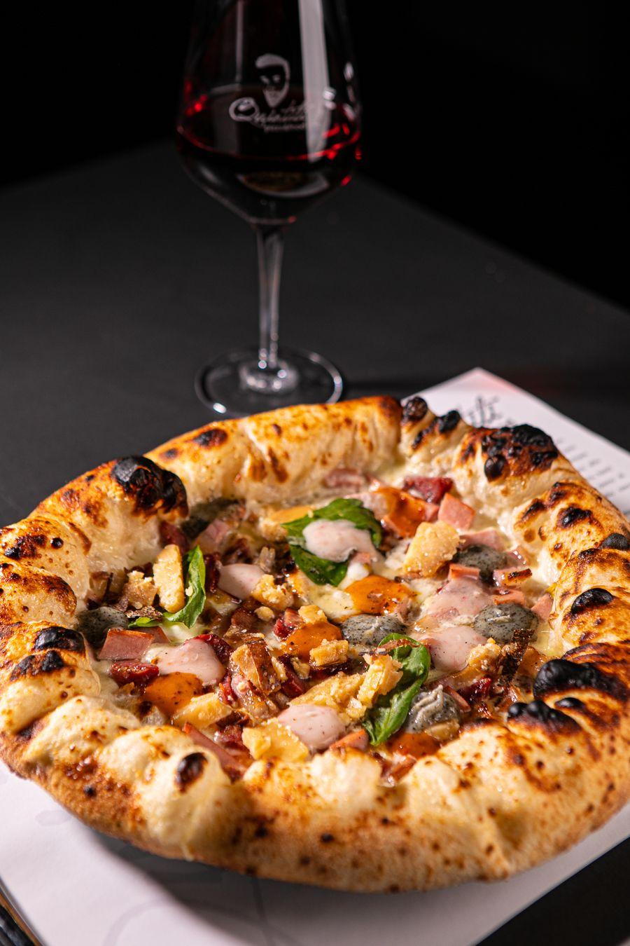 pizza casatiello