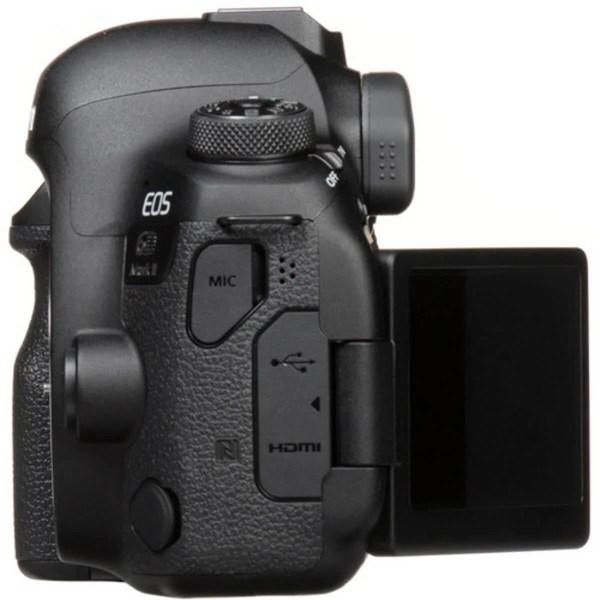 Canon EOS 6D Mark II Body10