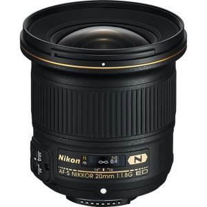 Nikon AF-S NIKKOR 20mm 1