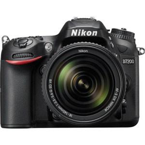Nikon D7200 kit 1