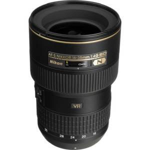 Nikon Lens AF-S 16-35mm f4G Nano ED VR 1