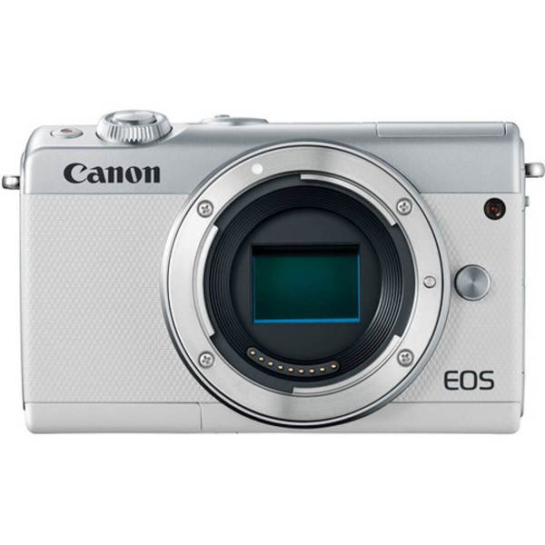 Canon EOS M10 White + 15-45 mm IS STM 9
