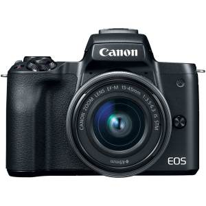Canon EOS M50 Black + 15-45 mm IS STM 5