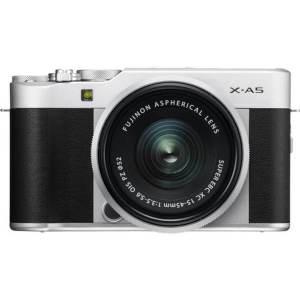 Fujifilm X-A5 Sliver + 15-45mm OIS PZ 3