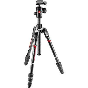 Manfrotto (MKBFRTC4-BH) Befree Advance Carbon Fibre Twist Kit with Ball Head