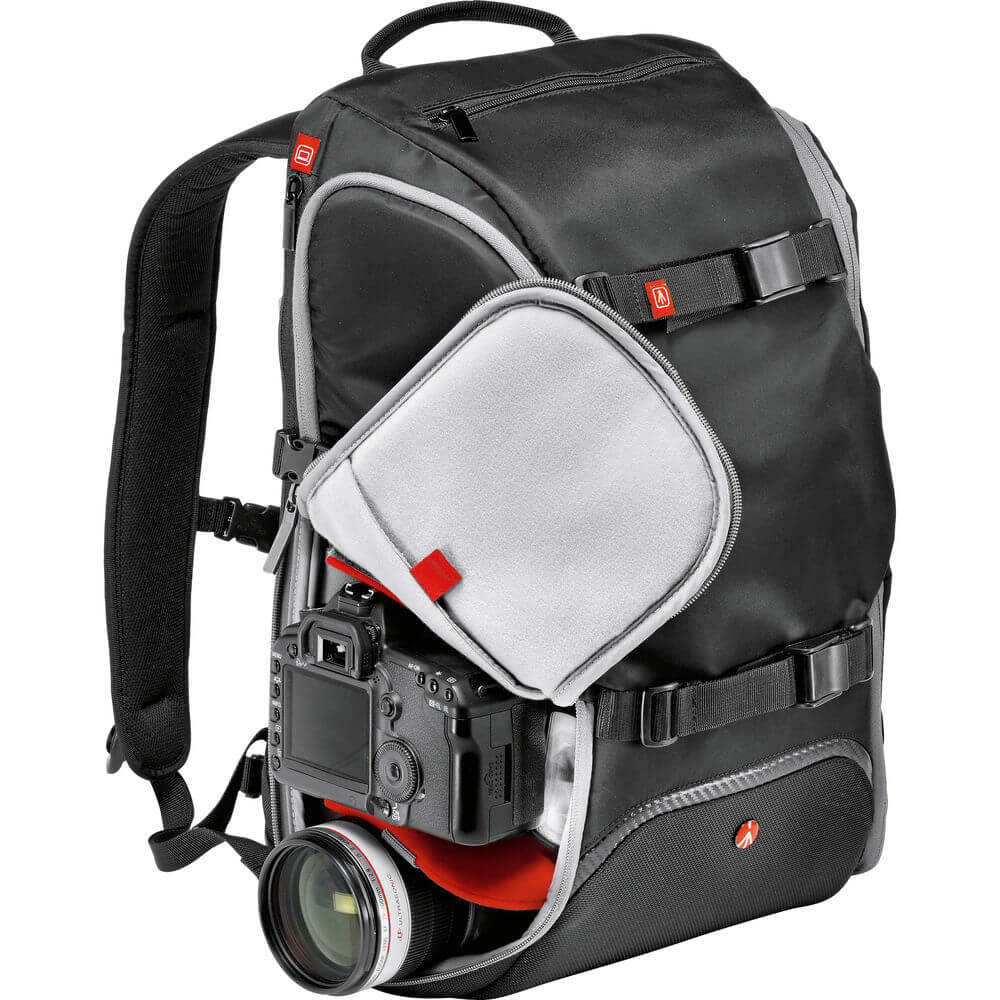 Manfrotto MA-BP-TRV New Travel Backpack ราคา | ZoomCamera