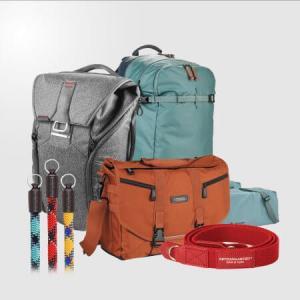 Bag & Straps