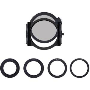 H&Y Filters 100mm K-Series Filter Holder Kit