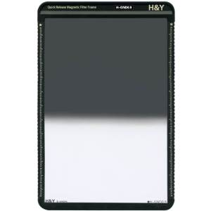 H&Y K-Series 100x150mm (KH09) Hard GND 0.9 Filter (3 Stops) w Magnetic Frame