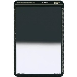H&Y K-Series 100x150mm (KH12) Hard GND 1.2 Filter (4 Stops) w Magnetic Frame