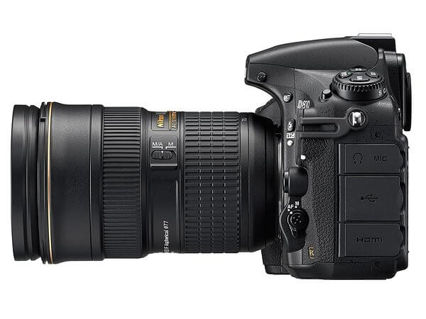 """กำเนิดใหม่ """"I AM THE NEW BIG PICTURE"""" Nikon D810 ลงลึกรายละเอียดสเปคต่างๆ"""