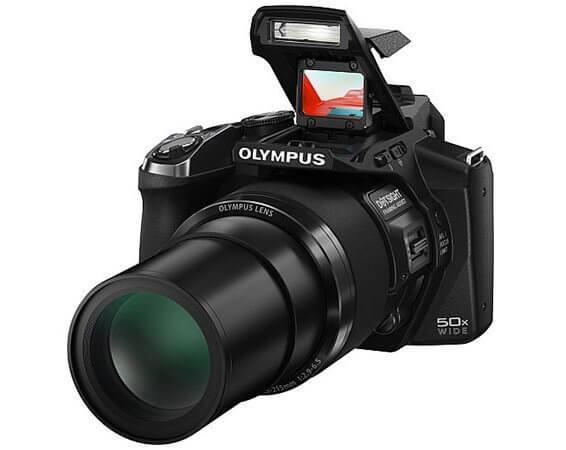 ลองเล่น Olympus SP-100 กล้อง Superzoom สไนเปอร์