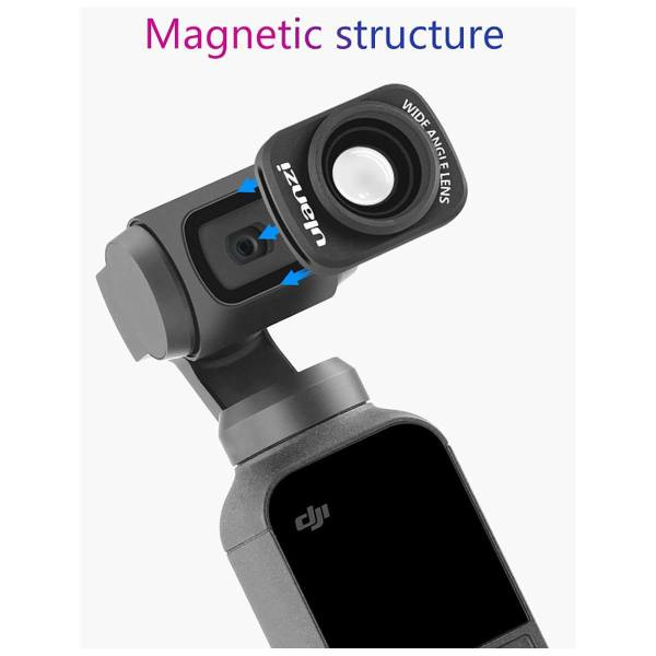 Ulanzi OP-5 Wide Angle Lens for DJI Osmo Pocket