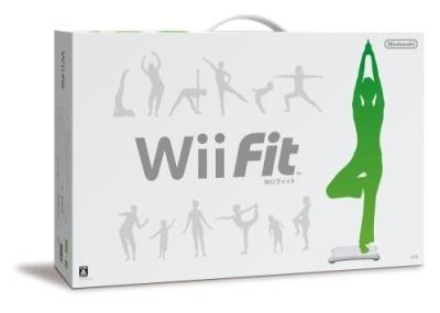 Wii Fit: la console per tenersi allenati