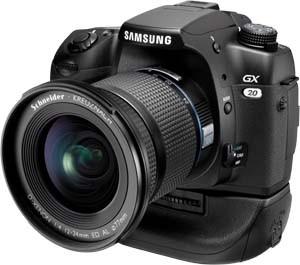 Samsung presenta la GX-20