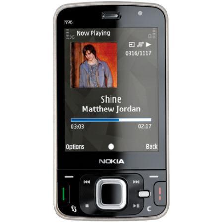 MWC 2008: Nokia N96, il successore dell'N95