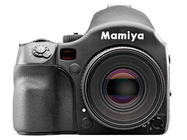 Mamiya DL33: 33Megapixel tutti per voi!