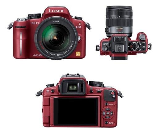 """Panasonic DMC-GH1: la fotocamera """"HD ibrida e creativa"""""""
