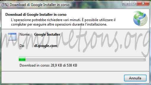 installer-google-chrome
