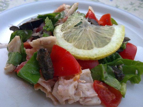 Cucina: Moscardini Pachino e Rucola
