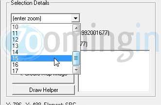 Selezione-livello-di-zoom-e-dettaglio-della-mappa-che-intendiamo-creare