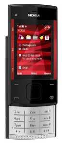 Nokia-X3-Red