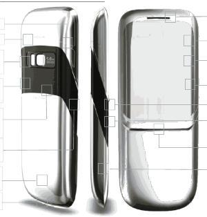 Nokia Erdos, il lusso by Nokia