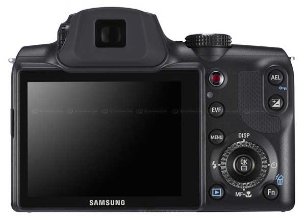 Samsung rilascia la super zoom WB5000