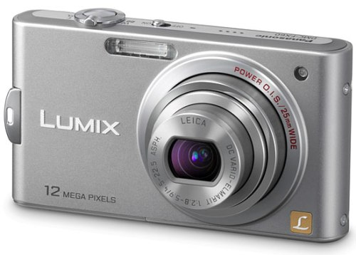 panasonic Lumix DMC fx60