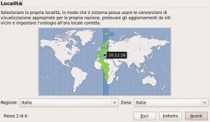 time zone ubuntu 9.10