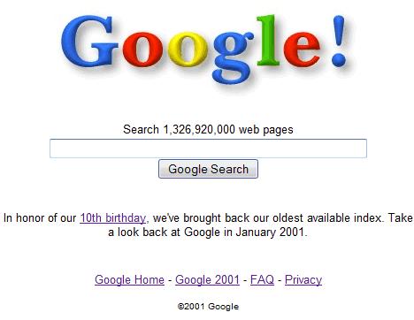 La potenza di Google cresce: 10 milioni di server!