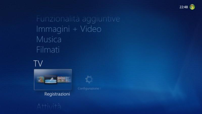 Windows 7 – Media Center