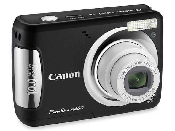 Canon-powershot-a480-nera