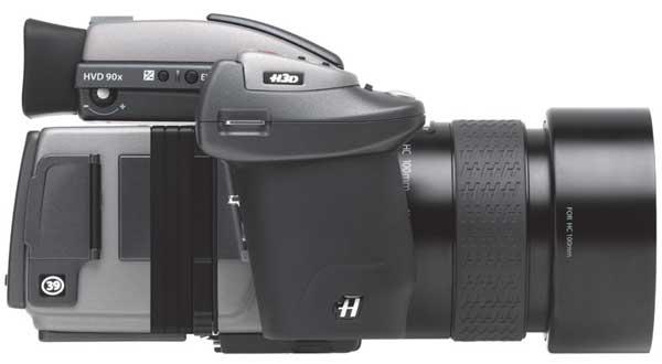 Hasselblad H3DII-50 la multi-shot medio formato