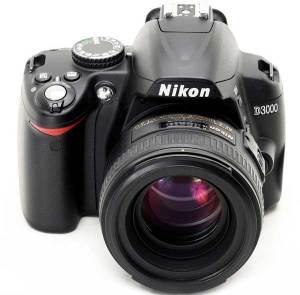 Nikon-D3000