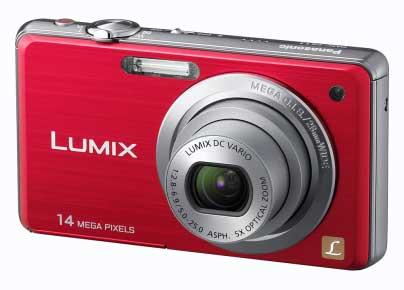 Fotocamere economiche: Lumix FS10 e FS11 by Panasonic