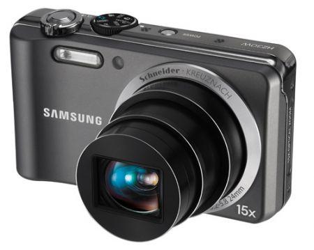 Samsung e lo zoom da 15x sulle nuove compatte WB650 e WB600